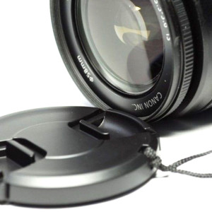 Braun 55mm Professional Lens Cap