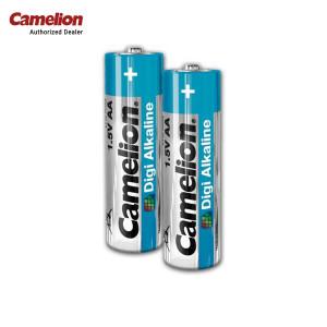 Camelion 2700 mAh 1.5 Volts LR6-BP2DG Digi Alkaline 2 X AA/LR6 Batteries