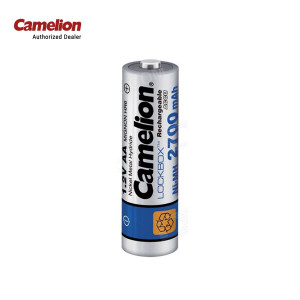 Camelion AA 2700mAh Rechargeable Battery 2pcs