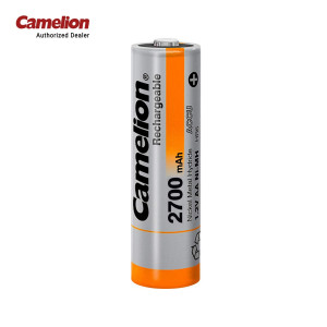 Camelion AA 2700mAh Rechargeable Battery 4pcs