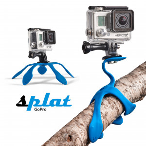 Miggo Splat Flexible Tripod for GoPro and Similar Action Cameras