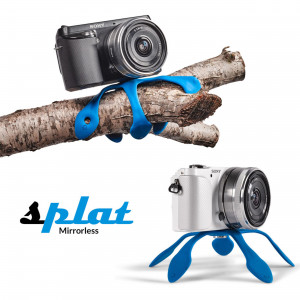 Miggo Splat Flexible Tripod For P&S & Mirrorless Cameras