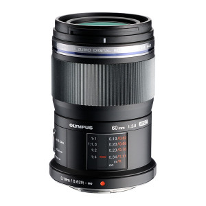 Olympus M.ZUIKO DIGITAL 60mm f/2.8 ED Macro Lens