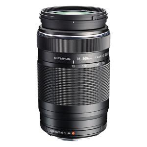 Olympus M.ZUIKO DIGITAL 75-300mm f/4.8-6.7 II ED Telephoto Lens
