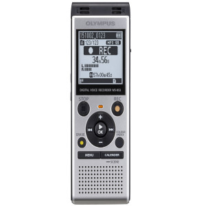 Olympus WS-852  Voice Recorder Silver