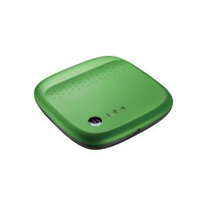 Seagate 500GB Wireless Mobile Storage (Green)