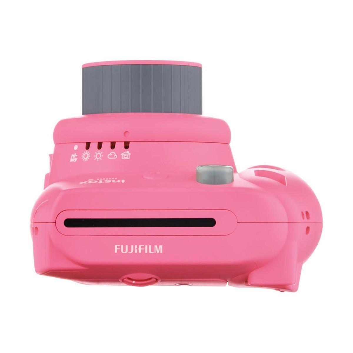 fujifilm instax mini 9 camera 10 shots free flamingo. Black Bedroom Furniture Sets. Home Design Ideas