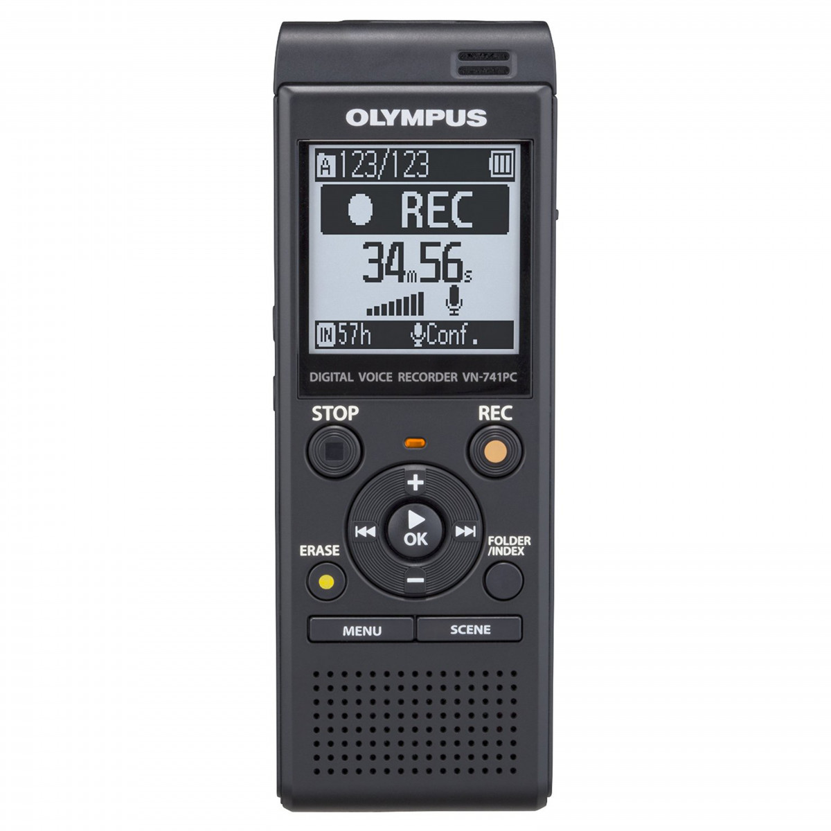 Olympus Voice Recorder Vn 741pc Digital Outlet