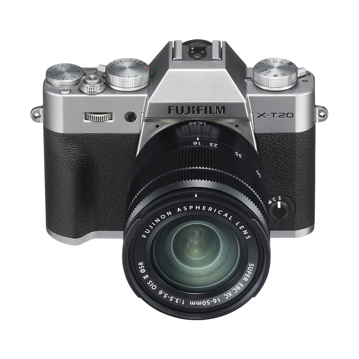 Fujifilm X T20 Mirrorless Digital Camera With 16 50mm Lens