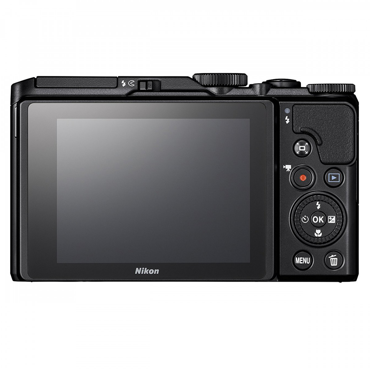 Nikon Coolpix A900 Digital Camera Black Digital Outlet