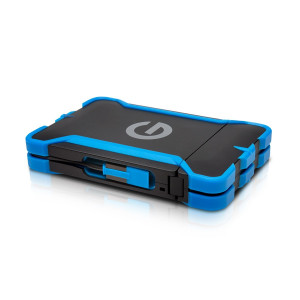 G-Technology G-DRIVE ev ATC 3.0 (3.1 Gen 1) 1TB Black/Blue