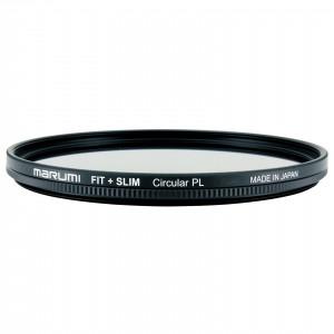 Marumi Fit Circular PL 55mm Camera Filter