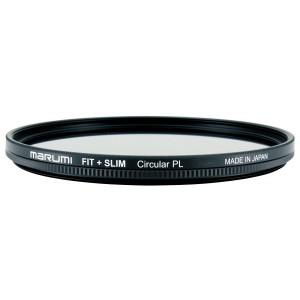 Marumi Fit Circular PL 62mm Camera Filter