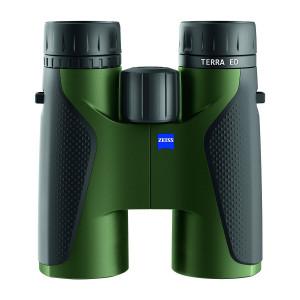 Zeiss 10x42 Terra ED Binocular, 2017 Edition (Black/Green)